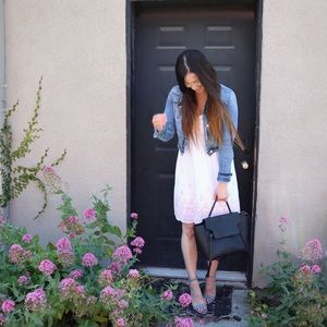 Dresses & Skirts - White Embroidered Sundress